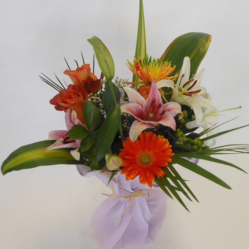 Bouquet Couleurs Gaies