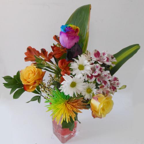 Le p'tit bouquet