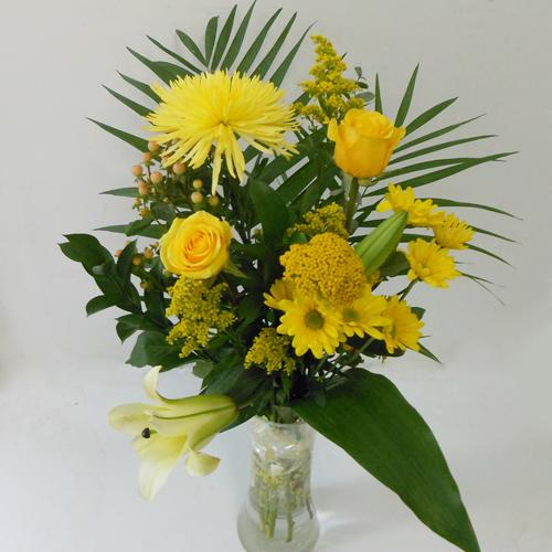 Mon Bouquet Jaune