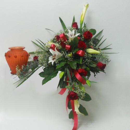 Roses Rouges, Lys et Callas